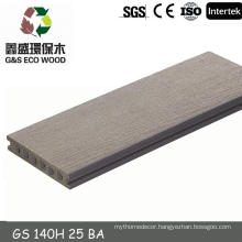 China WPC Engineered Flooring/plastic wpc decking/Huzhou decking wpc